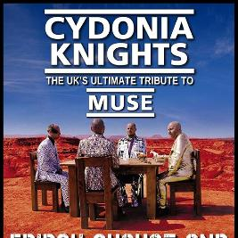 O'Rileys Presents Cydonia Knights - Muse Tribute Tickets | ORILEYS LIVE MUSIC VENUE Hull  | Fri 2nd August 2019 Lineup