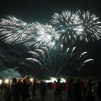 Silverstone Stunt and Firework Show