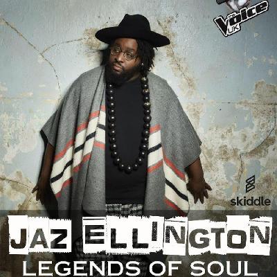 Jaz Ellington: Legends of Soul
