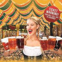 Oktoberfest Comes to Manchester