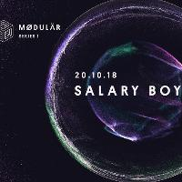 Modular w/ SALARY BOY - Sat 20th October