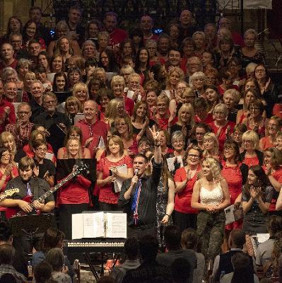 Remarkable Rock Choir Bridlington