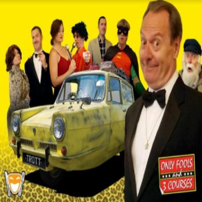 Only Fools and 3 Courses Comedy Dinner