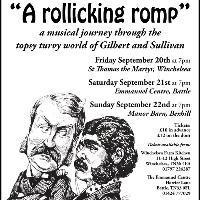 A Rollicking Romp - Gilbert and Sullivan
