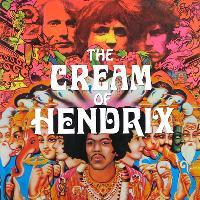 Cream of Hendrix - Jimi Hendrix & Cream tribute band