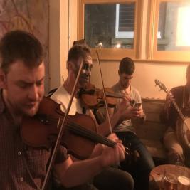 Irish Folk Sessions