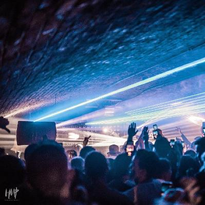Raw - Williamson Tunnels 2019 opening party