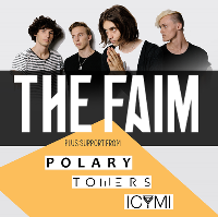 The FAIM (Australia) // plus Polary, Towers, ICYMI