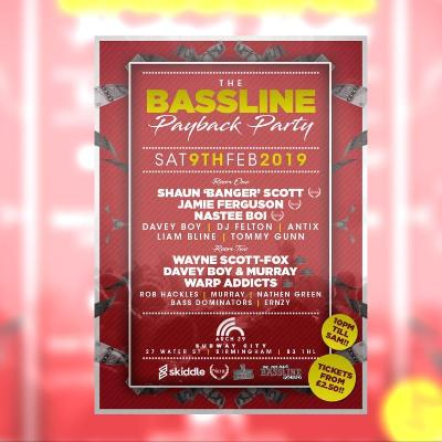 The Bassline Payback Party