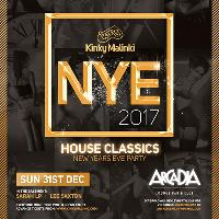 Kinky Malinki Kinky Malinki Hose Classics New Years Eve Party
