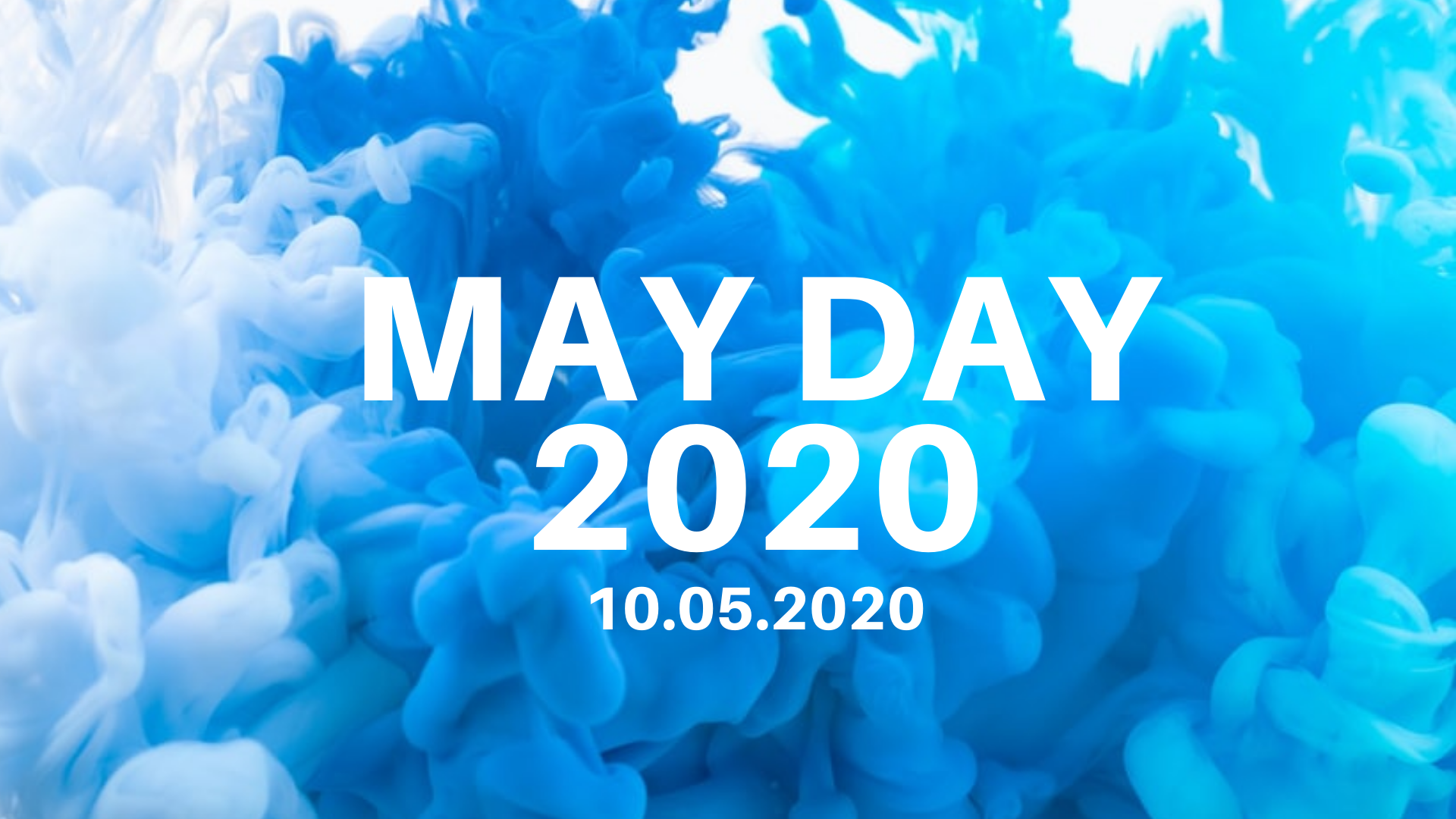 when is may day 2020