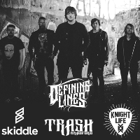 Knight Life Presents: Defining Lines EP Launch + Support