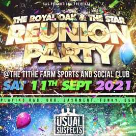 THE ROYAL OAK & THE STAR REUNION PARTY
