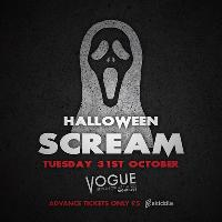 Halloween Scream!