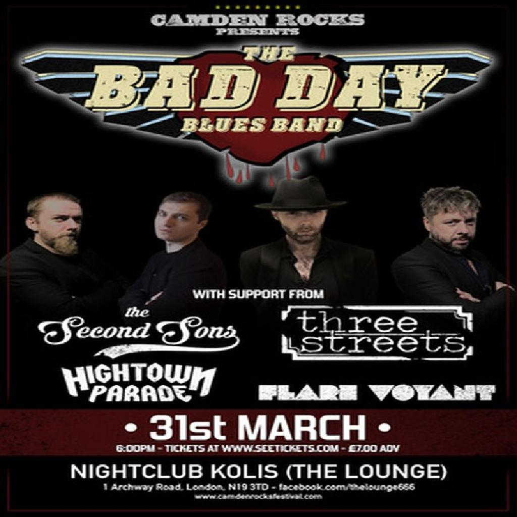 The Bad Day Blues Band and more