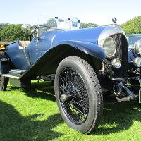 Tunbridge Wells Classic Motor Show