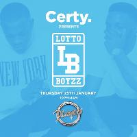 Certy presents Lotto Boyzz