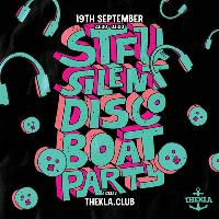 STFU: Silent Disco Boat Party - Bristol