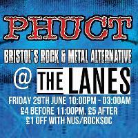 PHUCT - Bristol