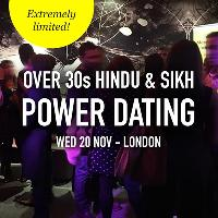 Hindu & Sikh Meet & Mingle Dating, London - Over 30s