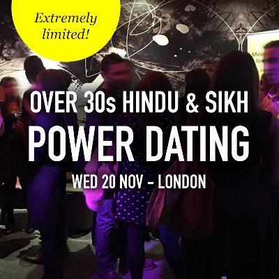 hindu punjabi speed dating london