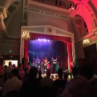 The zoots halloween concert
