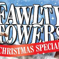 Festive Comedy Dining - Fawlty Towers Xmas Special