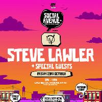 Social Avenue presents Warriors w/ Steve Lawler