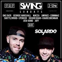 Swing Sundays Presents Solardo