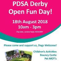 PDSA Charity Open Fun Day