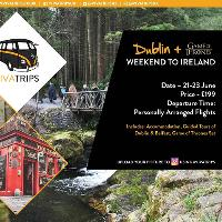 VIVA Trips: Surrey to Ireland