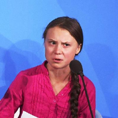 Greta Thunberg's Rave For The Future - Leeds