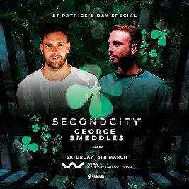 Secondcity & George Smeddles (Extended Set) Tickets | Wav Liverpool Liverpool  | Sat 16th March 2019 Lineup