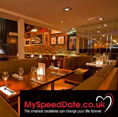 Speed Dating Slug And Lettuce Bristol