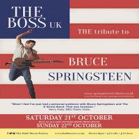 The Boss UK - All ages matinee show