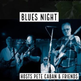 Blues Night Jam w/ Pete Caban and his House Band