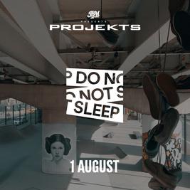 Do Not Sleep at Projekts Skatepark