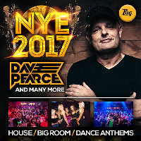 NYE 2017 feat DAVE PEARCE