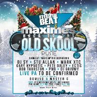 feek the beat and maximes back to the old skool