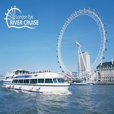 Cruise down the River Thames and take flight on the London Eye. Experience two views of London's iconic landmarks.  At the heart of the city, the...