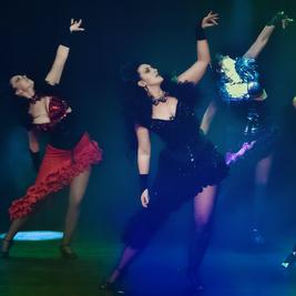 The Velvet Burlesque - Burlesque & Cabaret Dance Class