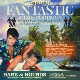 Fantastic! An 80s Pop Party
