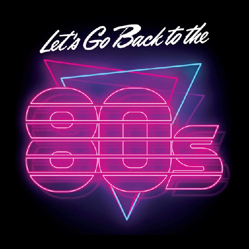 Let's Go Back to the 80's at Pride Manchester