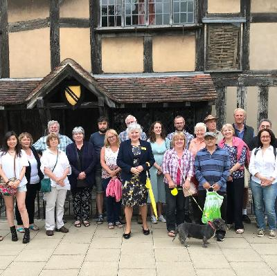 Wednesday Walk in Shakespeare's Stratford