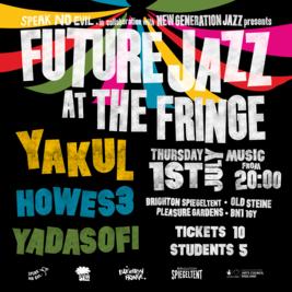 Future Jazz At The Fringe