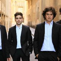 Music in the Round Autumn Concert - Van Kuijk String Quartet