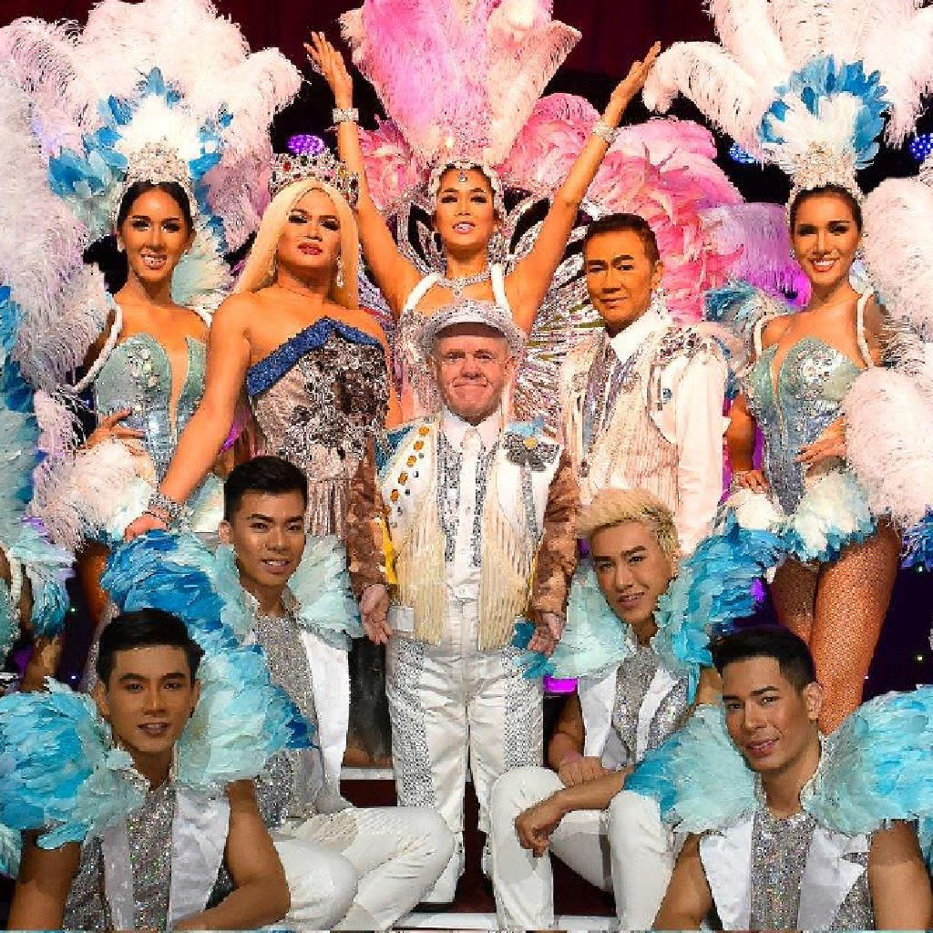 The Lady Boys of Bangkok: The Greatest Showgirls Tour!