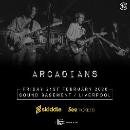 Reviews: Arcadians    Sound Food And Drink  Liverpool     Fri 21st February 2020
