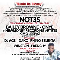 Not3s Live!!! Bedford empire nightclub