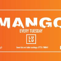 Official Edinburgh Festival Party - Mango